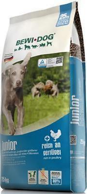 Bewi Dog Junior 25 kg Welpen Hundefutter