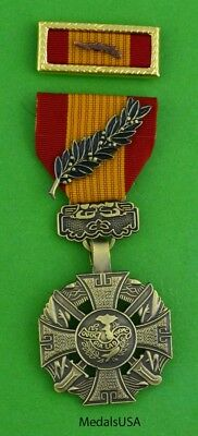 Vietnam Gallantry Cross with palm Medal & Army Unit Citation Ribbon
