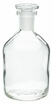Wheaton 215237 - Reagent Bottle 250ml Narrow Mouth Clear Glass 72mm X 145mm