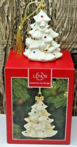 New Lenox Holiday Gems Tree Christmas Ornament
