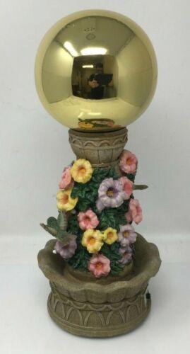 Hummingbird Fountain with Ball