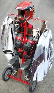 WANTED  Kids motocross gear