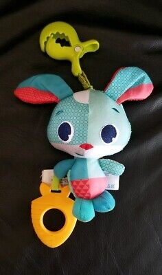 Tiny Love Baby Wind Chimes - Thomas The Rabbit Tiny Love Meadow Days Wind Chime Stroller Toy