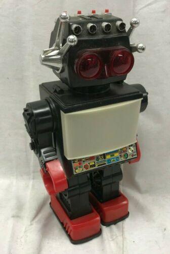 1980s Rob-I Intergalactic Space Robot Saturn Horikawa 1980