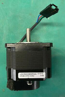 Lin Engineering 5718 High Torque Stepper Motor W Us Digital E2 Encoder