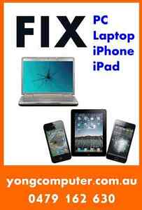 Repair Laptop, iPad, iPhone, IT System Support & Maintenance Rochedale South Brisbane South East Preview