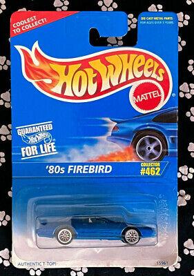 Hot Wheels 80S FIREBIRD  COLLECTOR 462 CREASES