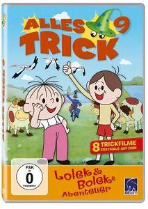 Lolek-y-amp-Alles-Trick-9-Abenteuer-Espana-Cuidadores-del-zoologico-DVD
