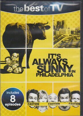 Best of It's Always Sunny in Philadelphia DVD TV SHOW THE TOP 8 EPISODES