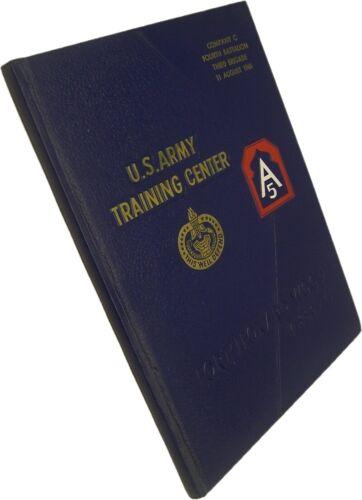 FORT LEONARD WOOD U.S. Army Training Center August 11, 1966 Yearbook