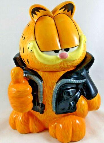Garfield Westland Giftware 15970 Too Cool Garfield Cookie Jar-In Original Box