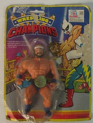 wrestling champions action figures,anni 80 raro