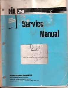 International-Cadet-Lawn-Tractor-Service-Manual