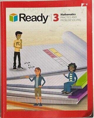 Ready Florida Grade 3 Practice Problem Solving Mathematics 2015 3rd 3rd Grade Math Problem Solving