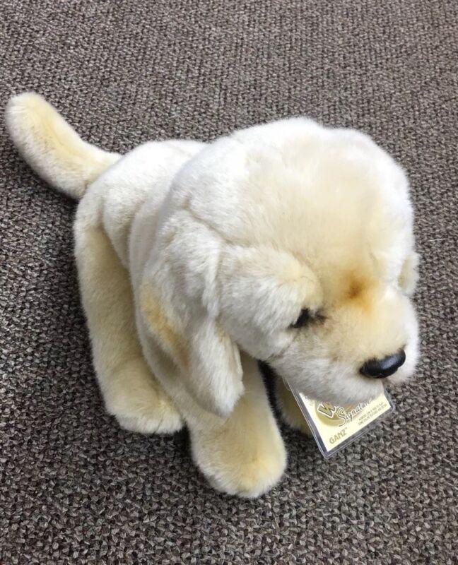 webkinz signature Yellow Labrador Retriever Brand New With Sealed/Unused Code!