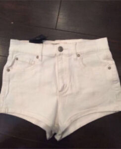 High Waisted Shorts - Brand new