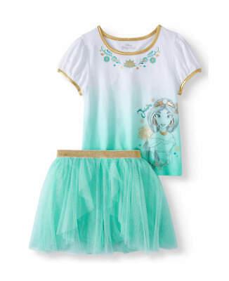 DISNEY PRINCESS JASMINE 2 PIECE OUTFIT SIZE 8 10/12 14/16 NEW! - Jasmine Outfits