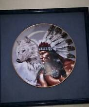 American Indian Collector Plate Kardinya Melville Area Preview