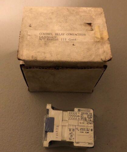 NEW IN BOX TELEMECANIQUE CONTROL RELAY CA2-EN 140