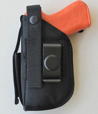 Gun Holster For Glock 19, 23, 32, 38 With Armalaser Stingray Sr-1