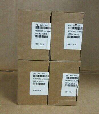 Lot Of 4 Nib Simplex 4905-9942 49059942 Av Hornstrobe Skirt 3 White Ta