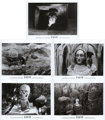 Faust 1994 U.S. Silver Gelatin Photo Set of 5