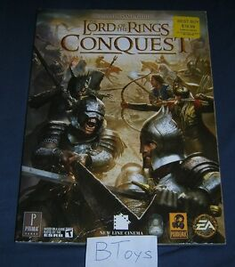 lord of the rings conquest official strategy guide pc ps3 360 prima games. Black Bedroom Furniture Sets. Home Design Ideas