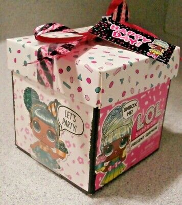LOL Surprise PRESENT Gift Box Series Birthday Month Party Doll New
