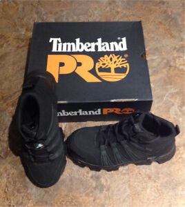 Brand New in Box Timberland Safety (CSA) Boots, Men's Size 9.5