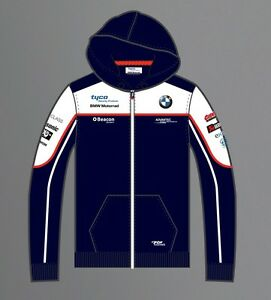 Official Tyco Bmw Team Zip Up Hoodie Ebay