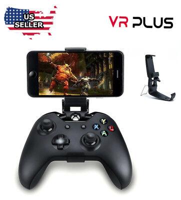 Xbox One Controller Phone Clip Holder Mount Bracket Game iPhone Samsung LG HTC