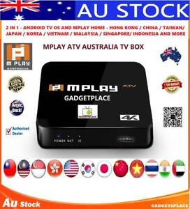Mplay ATV IPTV Android TV Voice Control Search Live Channels Dram Doveton Casey Area Preview