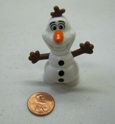 NEW LEGO DUPLO OLAF the SNOWMAN from FROZEN Minifig Figure Elsa's Anna's Friend