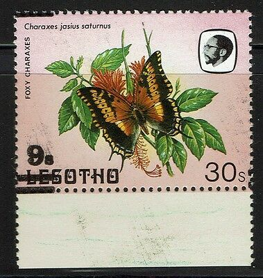Lesotho - SG# 722 - Overprint ERROR - Mint Never Hinged - Lot 061216