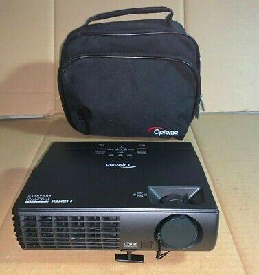 Optoma Portable DLP Projector HDMI Widescreen 16:10 Enhanced TW1692