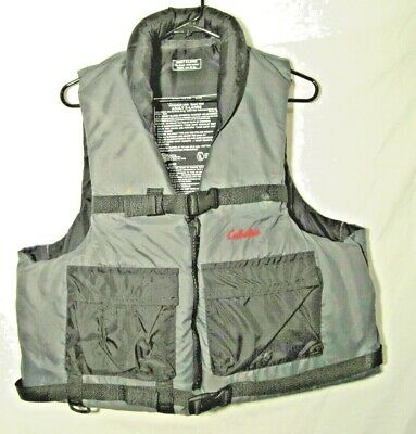 Cabela's Competitor Series Nylon Adult XL Life Vest -