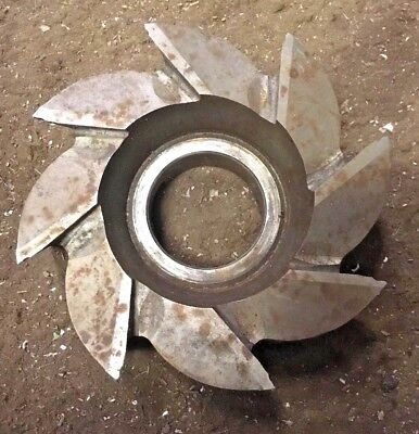 Moon 6 Shell End Slab Face Mill 2 Arbor Machinist Tool Milling Machine