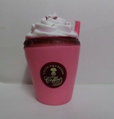 Brand New Kawaii Cheap Coffee Cup Scented Slow Rise Squishy