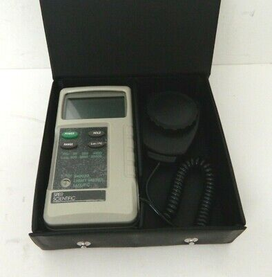 Sper Scientific Light Meter Luxfc 840020