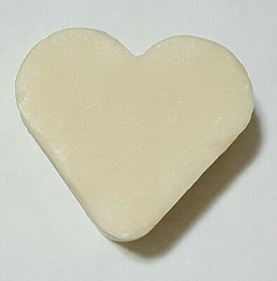 Sabon Heart Shaped Soap Bar - Beautiful Kiwi Mango Scent! (Kiwi Mango Fragrance)