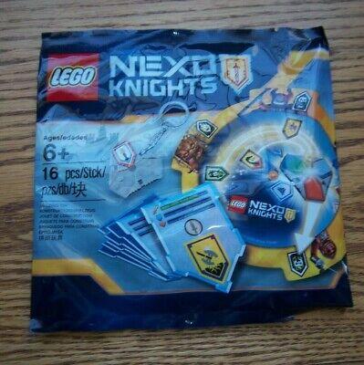 LEGO #5004911 Nexo Knights Crafting New - Sealed Polybag  2017