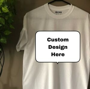 Custom design t-shirt