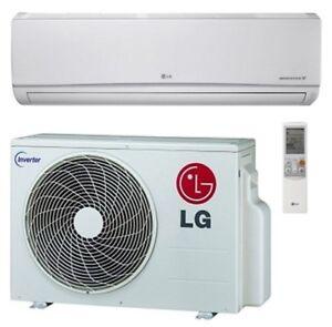 LG heat pump $1995