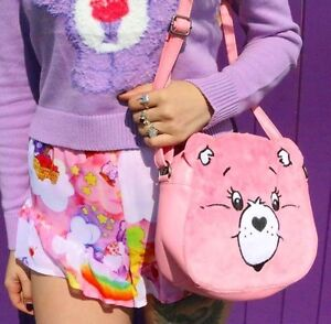 Iron Fist Care Bears Stare Cross Body Bag Limited Stock New