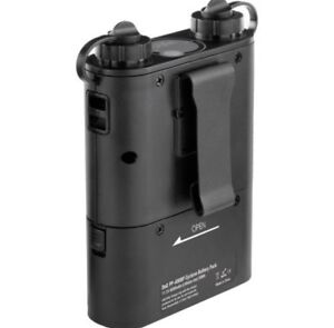 Bolt cyclone DR PP-400DR dual outlet power pack + Nikon cable