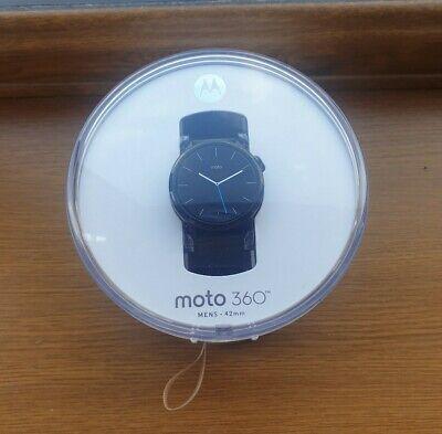 Smart watch moto 360 2nd gen Black