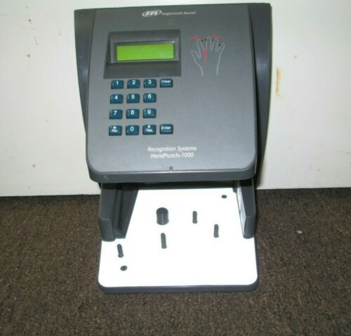 Schlage HandPunch 1000E HP1000E Biometric Hand Recognition Time Clock