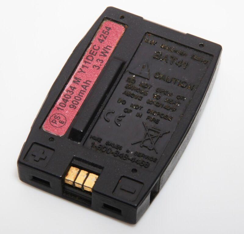 USED Clear-Com HME BAT41 RED Lithium Ion Battery Pk 3.6V 900mAh 3.3Wh OEM BAT 41