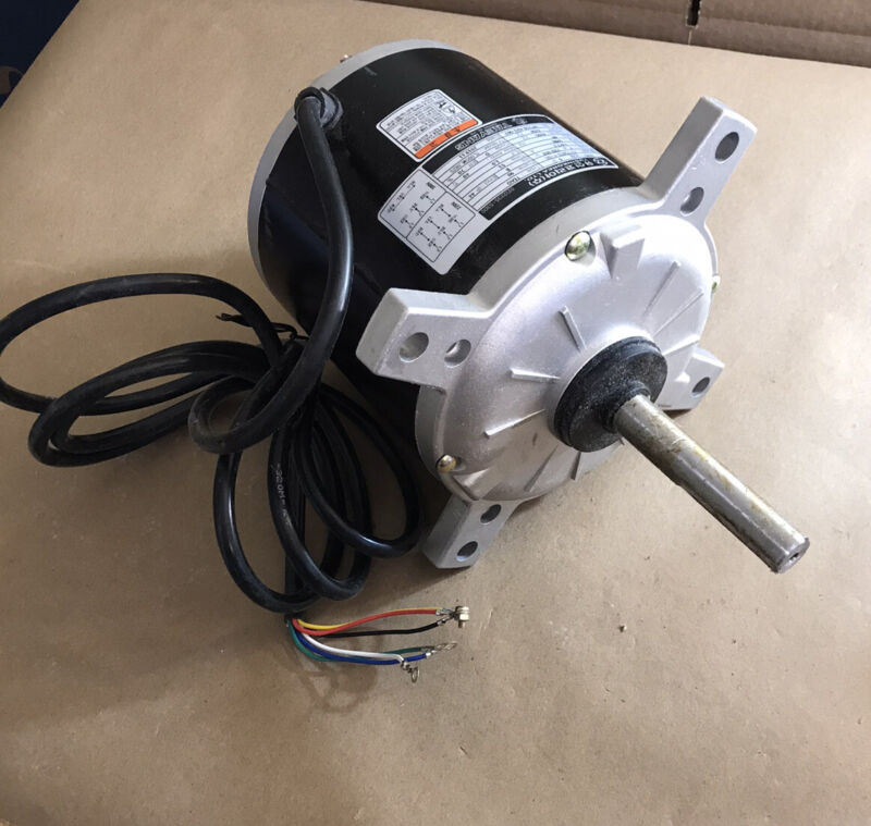 [750W6P] Three Phase fan motor 0.75Kw 6p I6T75KF6-PIB0 new type AC Induction