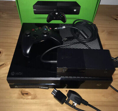 XBOX ONE 500gb with Controller, Hdmi And Power Brick No Kinect